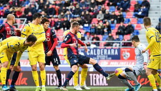 Al Dall'Ara finisce 1-1 la sfida tra Mihajlovic e Juric