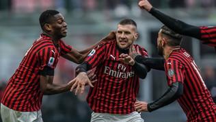 Milan nuovo, volti nuovi: il 4-4-2 di Pioli funziona