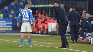 Napoli in crisi, tra lo sfogo di Gattuso e il ritiro lampo: ora la scossa contro la Lazio