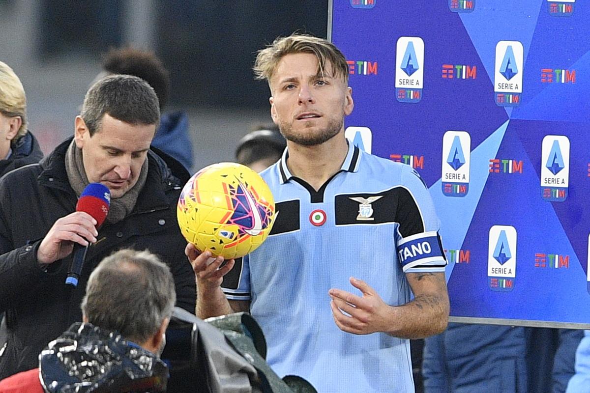 1. Ciro Immobile, Lazio (23 gol, 46 punti)