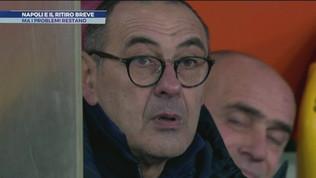 """Napoli e il ritiro breve.""""Ma i problemi restano"""