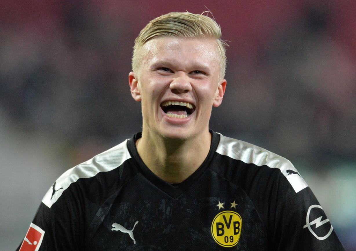 7. Erling Haaland, Salisburgo + Borussia Dortmund (19 gol, 30 punti)