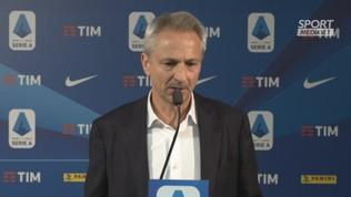 """Lega Serie A, Dal Pino: """"Il bene comune al centro, per il resto la dialettica è normale"""""""