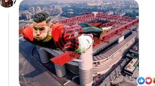 Superman, Super Sayan, Aldo... L'esultanza di Hernandez è virale