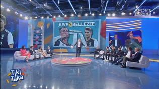 Tiki Taka, la moviola di Juventus-Parma: Di Bello dà il vantaggio poi si ferma