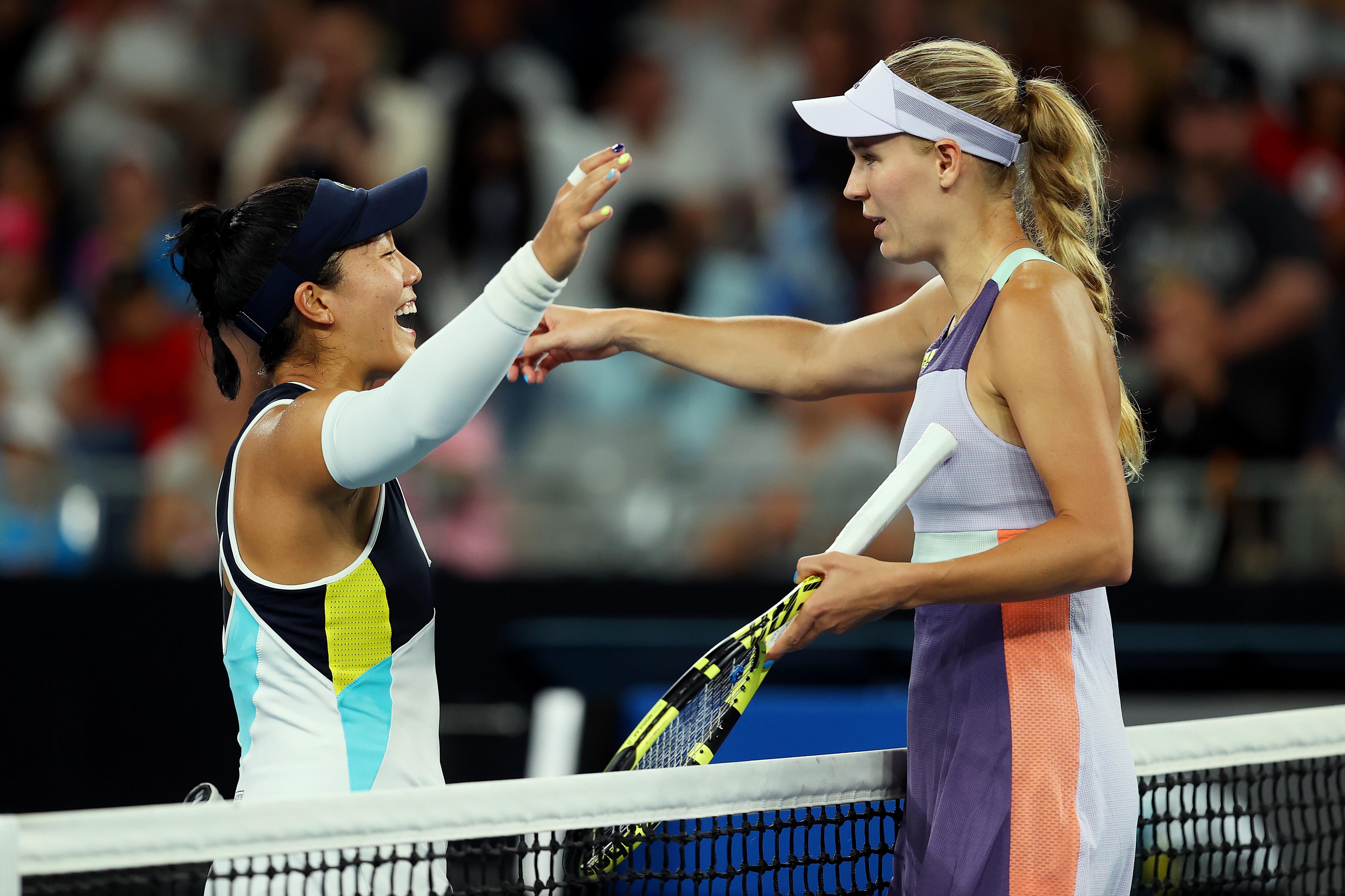 20 gennaio 2020: Wozniacki e Ahn agli Australian Open