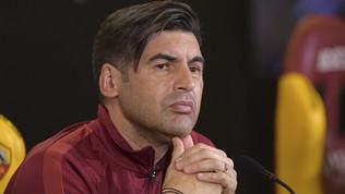 """Roma, Fonseca: """"Con la Juve per vincere, non sbagliamo l'approccio"""""""