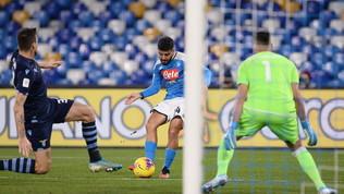 Coppa Italia, le foto di Napoli-Lazio