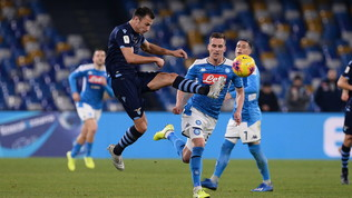 Immobile tradisce, Insigne no: Napoli in semifinale