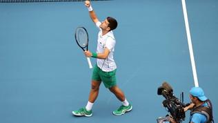 Djokovic e Federer vincono senza soffrire