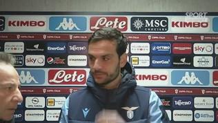 """Lazio, Parolo: """"Non meritavamo di uscire"""""""