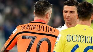 """Sorrentino si ritira a 40 anni: """"Che sogno giocare contro Messi o parare un rigore a Ronaldo"""""""