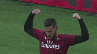"""Milan, che sorpresa""""Theo Hernandez"""""""