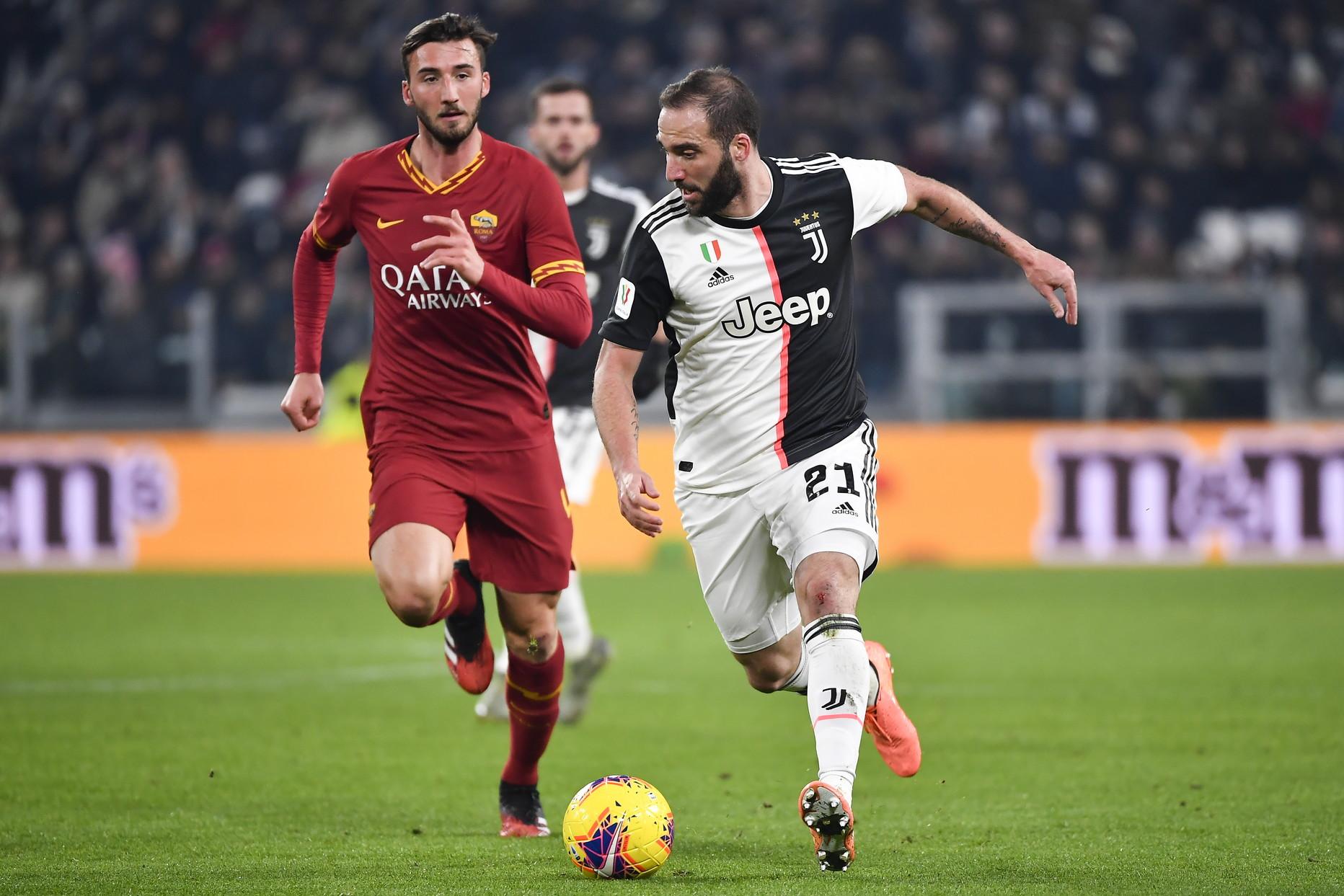 I bianconeri vincono 3-1 allo Stadium con gol di Ronaldo, Bentancur e Bonucci