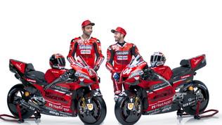 MotoGP, Ducati mostra la nuova Desmosedici GP20