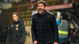 Clamoroso: Atletico fuori con una squadra di terza divisione