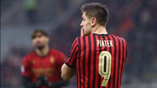 """Milan, anche Piatek non è contento: """"Non vuole fare la riserva"""""""