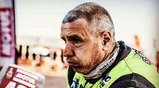 Dakar 2020, altre lacrime:Edwin Straver non ce l'ha fatta