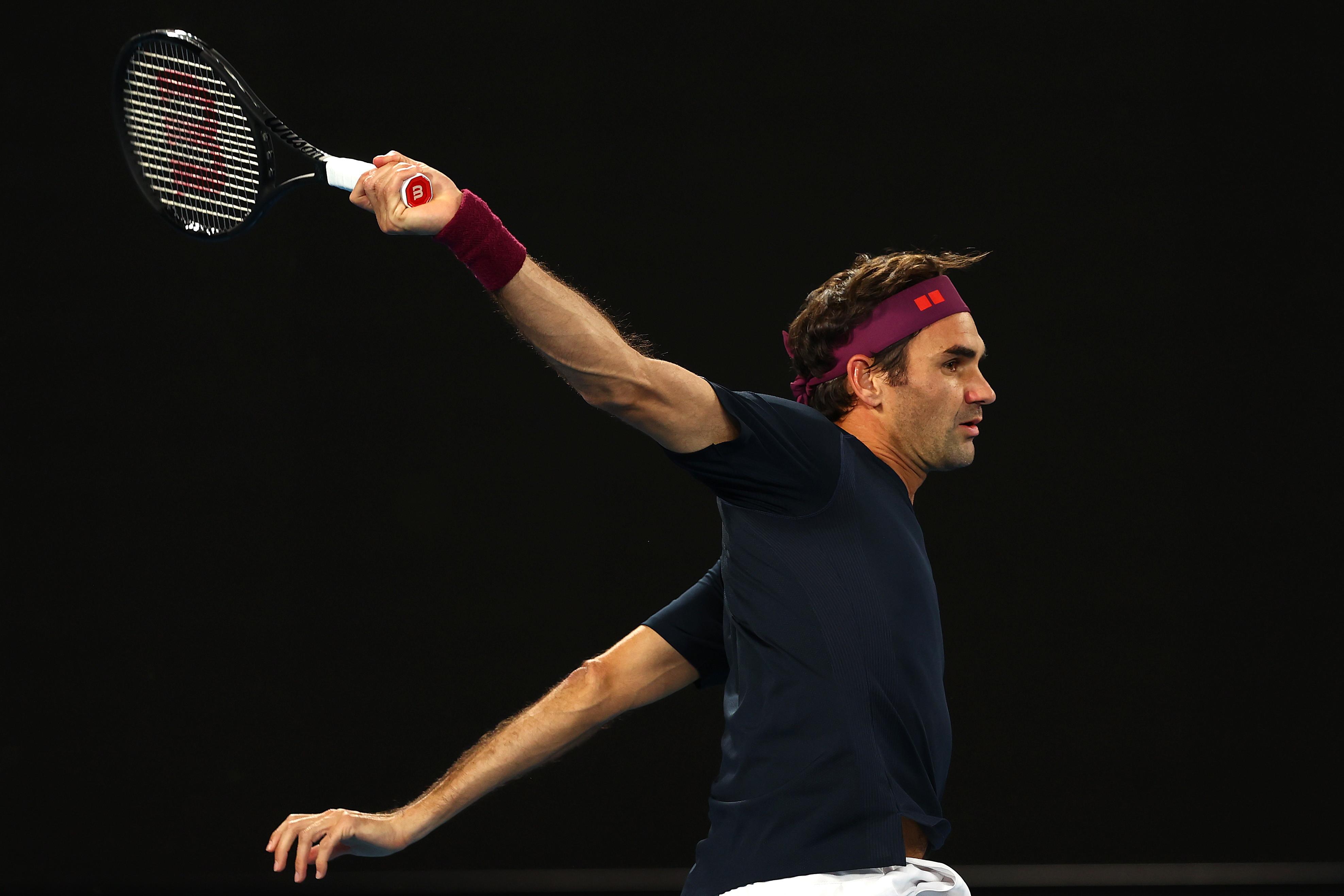 Lo svizzero risorge a un passo dall'eliminazione agli Australian Open