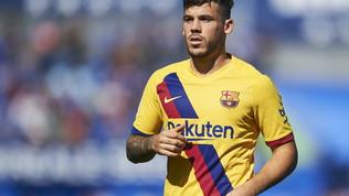 La Roma a un passo dal nuovo attaccante: arriva Perezdal Barça