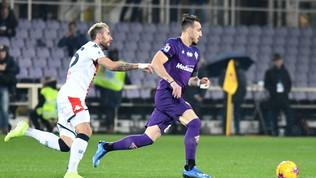 La fotogallery di Fiorentina-Genoa