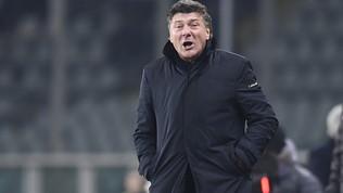 """Torino, Mazzarri: """"Toccato il fondo, subito in ritiro e nelle difficoltà non lascio mai"""""""