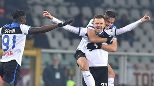 La Dea riscrive i record della Serie A, Ilicic come i top d'Europa