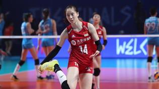 Caserta parla cinese: ecco Zheng Yixin