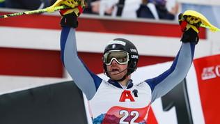 Sci, slalom Kitzbühel: Yule doma la Ganslern, Razzoli splendido 7°