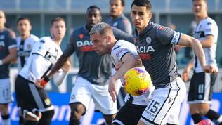 Parma-Udinese 2-0, le immagini del match