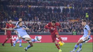 Il derby delle  papere  finisce pari: la Roma interrompe la striscia-Lazio