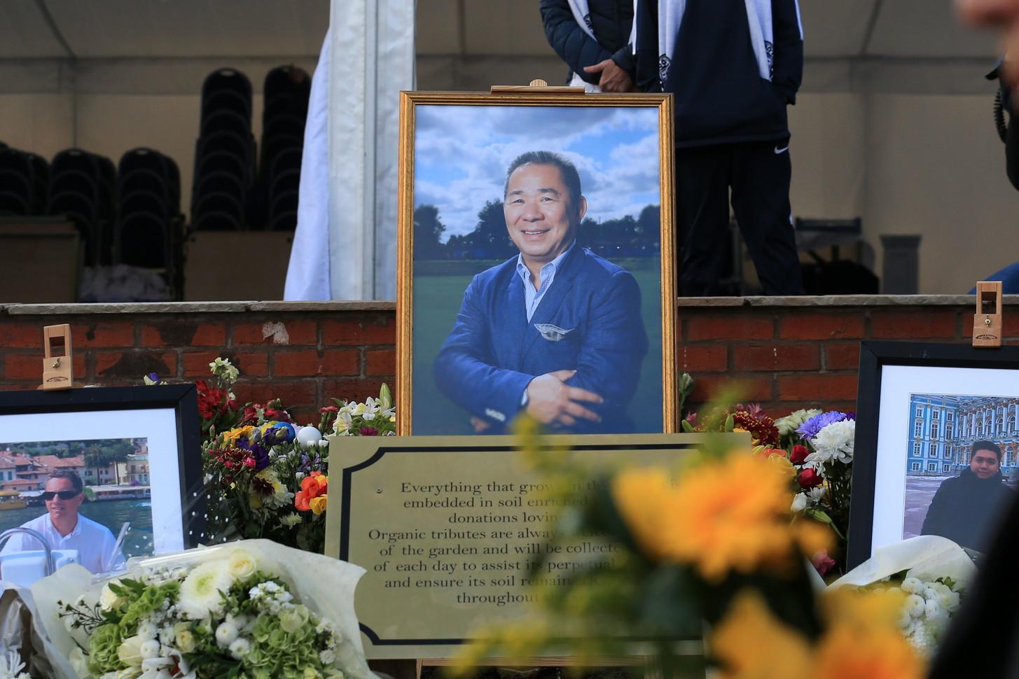 28 ottobre 2018:Vichai Srivaddhanaprabha, patron del Leicester, muore in un incidente in elicottero assieme ad altre 4 persone