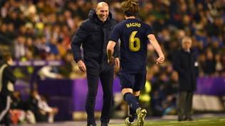 Nacho basta al Real Madrid. Mezza delusione per l'Atletico