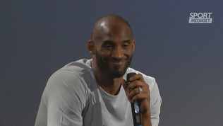 """Kobe Bryant nel 2016: """"Insegno il basket a mia figlia"""""""""""