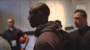 Kobe Bryant, l'abbraccio di Milano del 2011