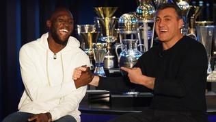 """Lukaku: """"Io, l'Inter, CR7 eIbra... Ecco perché sono un gigante buono"""""""