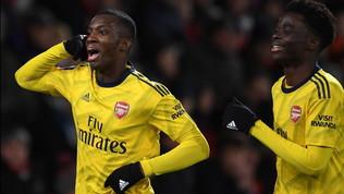 L'Arsenal passa a Bournemouth e vola agli ottavi