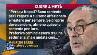 """Tiki Taka, Auriemma: """"Sarri apprezza Napoli, non è parac..."""""""