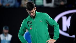"""Djokovic in lacrime: """"Kobe un amico, c'è sempre stato per me"""""""