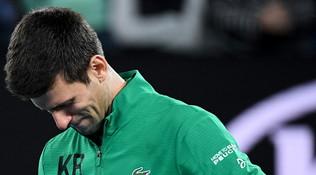 Nole in lacrime per Kobe
