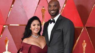 Patto tra Kobe e la moglie Vanessa: mai insieme sull'elicottero
