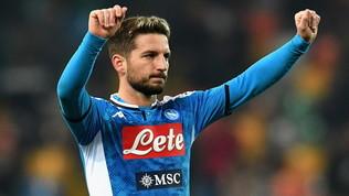 Il Chelsea piomba su Mertens: il Napoli chiede 47 milioni!