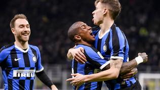 Candreva-Barella: Inter in semifinale