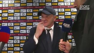 """Fiorentina, Iachini: """"Peccato, la squadra ha giocato bene e lottato fino in fondo"""""""