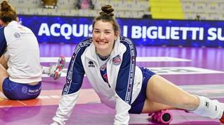 Scandicci, anche Milenković saluta la Savino Del Bene