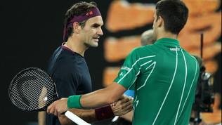 Australian Open: Djokovic batte Federer e va in finale