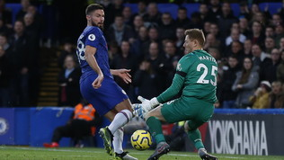 Lazio, c'è l'accordo con Giroud: ma il Chelsea cerca il sostituto