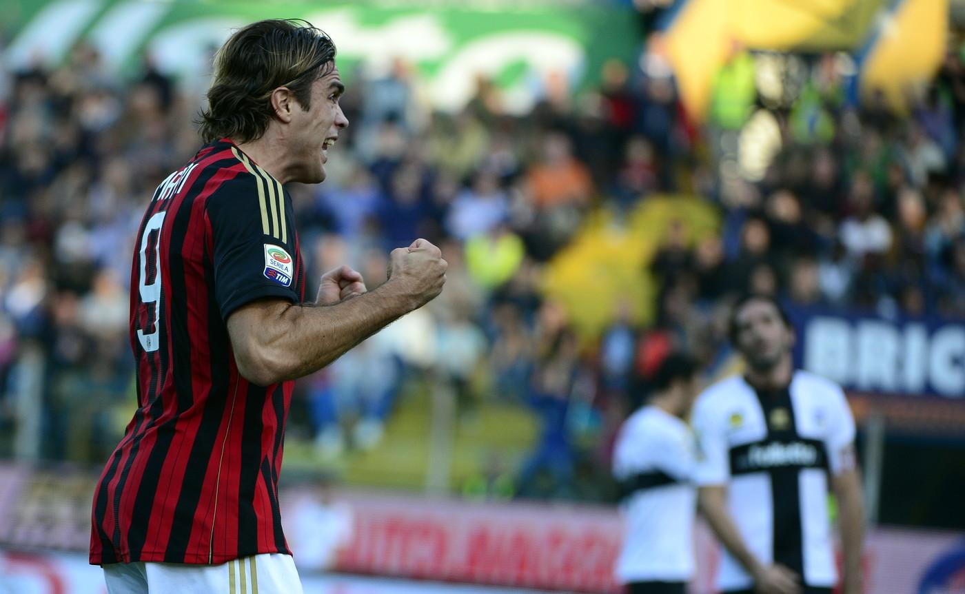 <p>Alessandro Matri (2013-14): 19 partite, 1 gol</p>