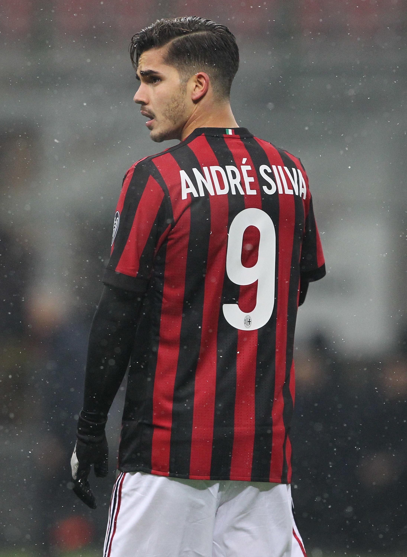 André Silva (2017-18 e 2019): 41 partite, 10 gol