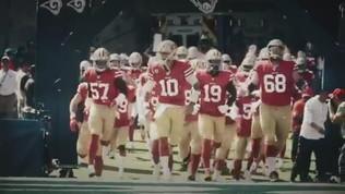 San Francisco 49ers, il suono della passione e della fame